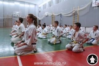 тренировка Киокушинкай 2016 ударов (342)