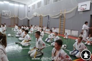 тренировка Киокушинкай 2016 ударов (345)