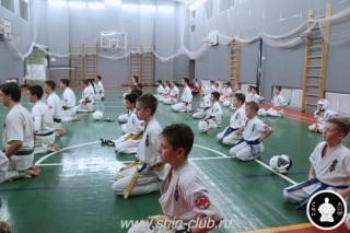 тренировка Киокушинкай 2016 ударов (346)