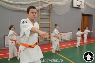 тренировка Киокушинкай 2016 ударов (35)