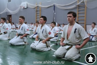 тренировка Киокушинкай 2016 ударов (351)