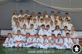 тренировка Киокушинкай 2016 ударов (358)