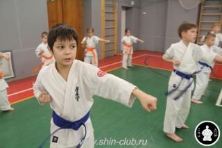 тренировка Киокушинкай 2016 ударов (37)