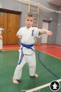 тренировка Киокушинкай 2016 ударов (39)