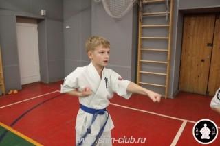тренировка Киокушинкай 2016 ударов (40)
