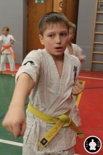 тренировка Киокушинкай 2016 ударов (45)