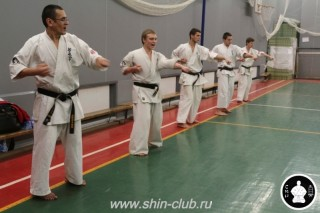 тренировка Киокушинкай 2016 ударов (46)