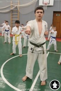 тренировка Киокушинкай 2016 ударов (48)