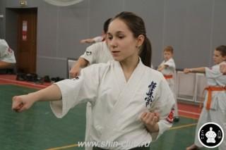 тренировка Киокушинкай 2016 ударов (58)