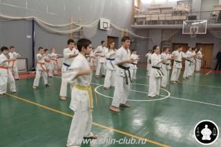 тренировка Киокушинкай 2016 ударов (62)