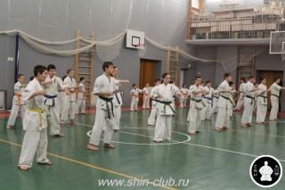 тренировка Киокушинкай 2016 ударов (63)