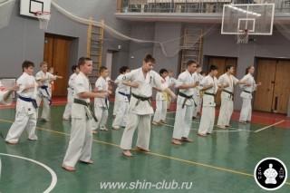 тренировка Киокушинкай 2016 ударов (65)