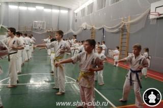 тренировка Киокушинкай 2016 ударов (73)
