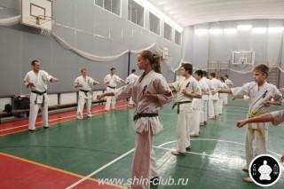 тренировка Киокушинкай 2016 ударов (74)