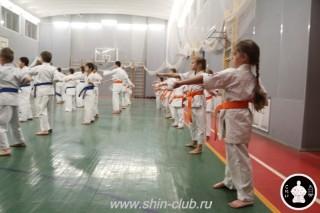 тренировка Киокушинкай 2016 ударов (75)