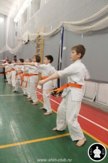 тренировка Киокушинкай 2016 ударов (82)
