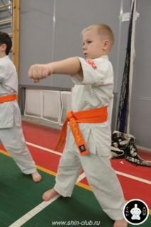 тренировка Киокушинкай 2016 ударов (85)