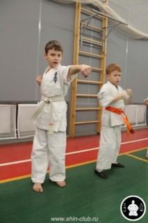 тренировка Киокушинкай 2016 ударов (88)
