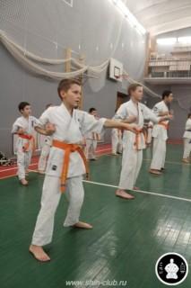 тренировка Киокушинкай 2016 ударов (90)