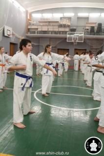 тренировка Киокушинкай 2016 ударов (91)
