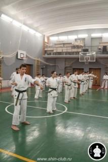 тренировка Киокушинкай 2016 ударов (92)