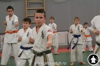 тренировка Киокушинкай 2016 ударов (93)