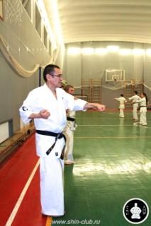 тренировка Киокушинкай 2016 ударов (96)