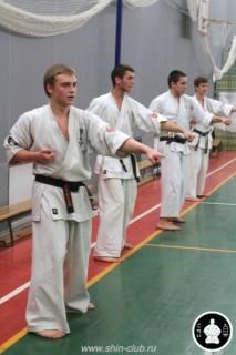 тренировка Киокушинкай 2016 ударов (97)