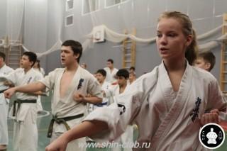 тренировка Киокушинкай 2016 ударов (98)