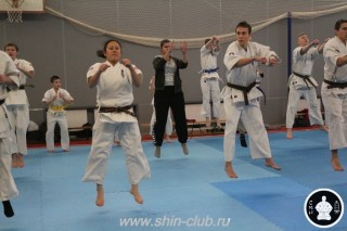 тренировки Киокусинкай (1)