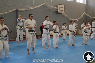 тренировки Киокусинкай (2)