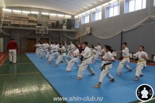 тренировки Киокусинкай (27)