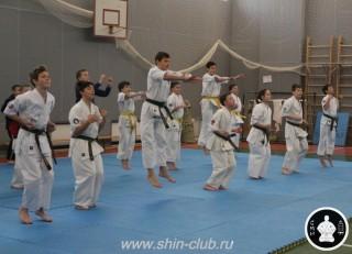 тренировки Киокусинкай (3)