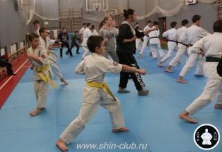 тренировки Киокусинкай (40)