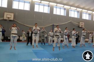 тренировки Киокусинкай (7)