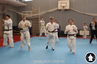 тренировки Киокусинкай (8)