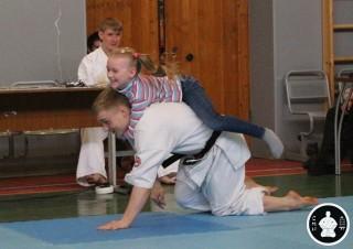 каратэ для детей в Красногвардейском районе (19)