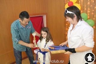 Награждение в клубе Киокушинкай СИН (10)