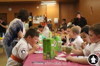 Награждение в клубе Киокушинкай СИН (102)