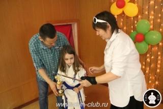 Награждение в клубе Киокушинкай СИН (11)