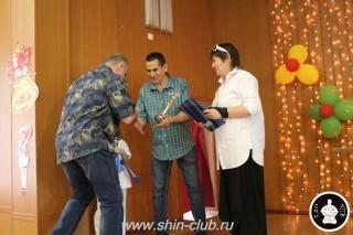 Награждение в клубе Киокушинкай СИН (12)