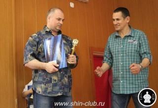 Награждение в клубе Киокушинкай СИН (14)