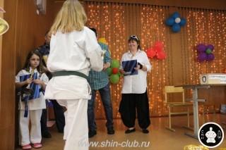 Награждение в клубе Киокушинкай СИН (16)