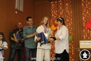 Награждение в клубе Киокушинкай СИН (17)