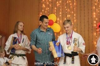 Награждение в клубе Киокушинкай СИН (21)
