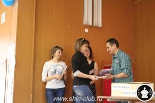 Награждение в клубе Киокушинкай СИН (31)