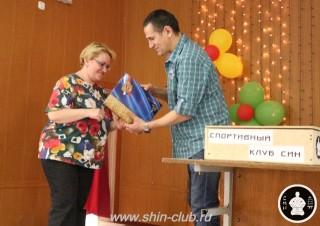Награждение в клубе Киокушинкай СИН (39)