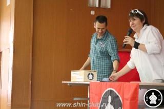 Награждение в клубе Киокушинкай СИН (46)