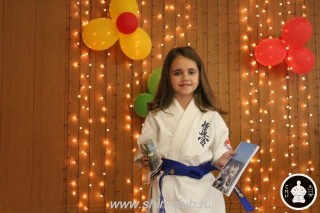 Награждение в клубе Киокушинкай СИН (52)