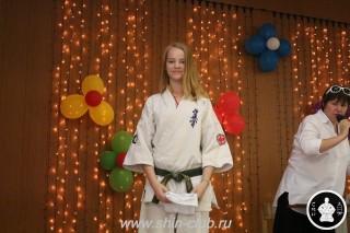 Награждение в клубе Киокушинкай СИН (55)